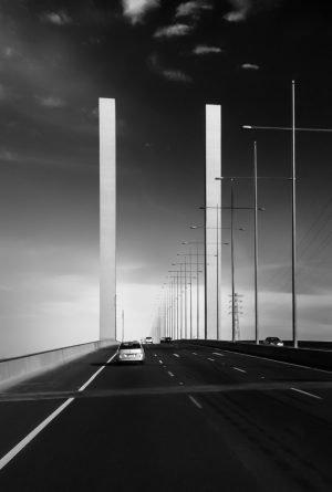 TKP-Bolte Bridge, Melbourne Australia