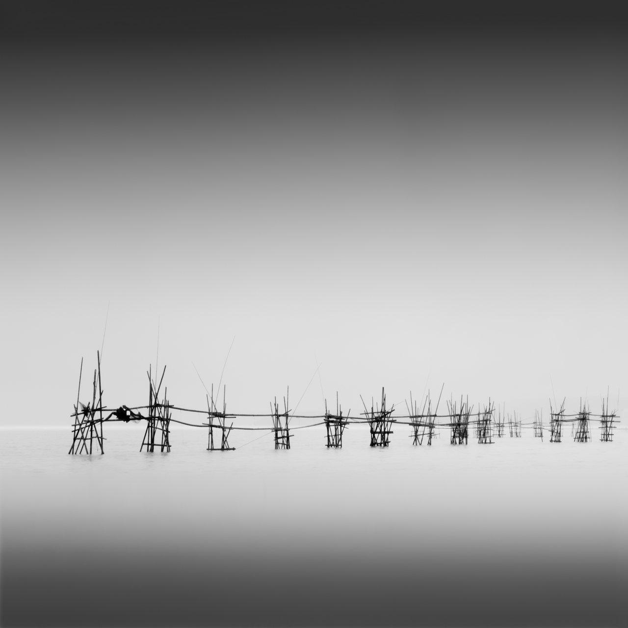 Fishing Frames - Sarawak South China Sea
