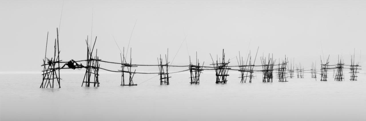Fishing Frames-Study 3-South China Sea-Long Exposure