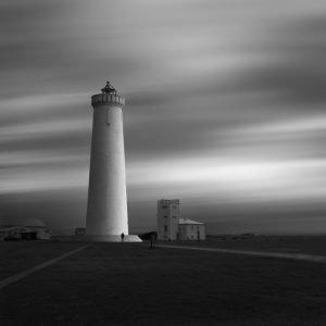 New Gardur Lighthouse - Iceland