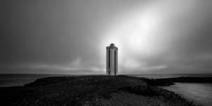Kalfshamarsvik Lighthouse - Iceland