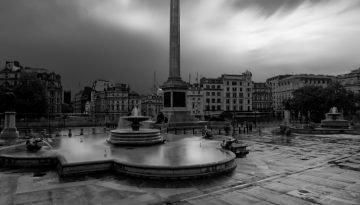 Trafalger Square - London England