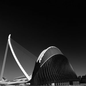 Thomas Kane Photography City of the Arts and Sciences #2 Valencia-Spain