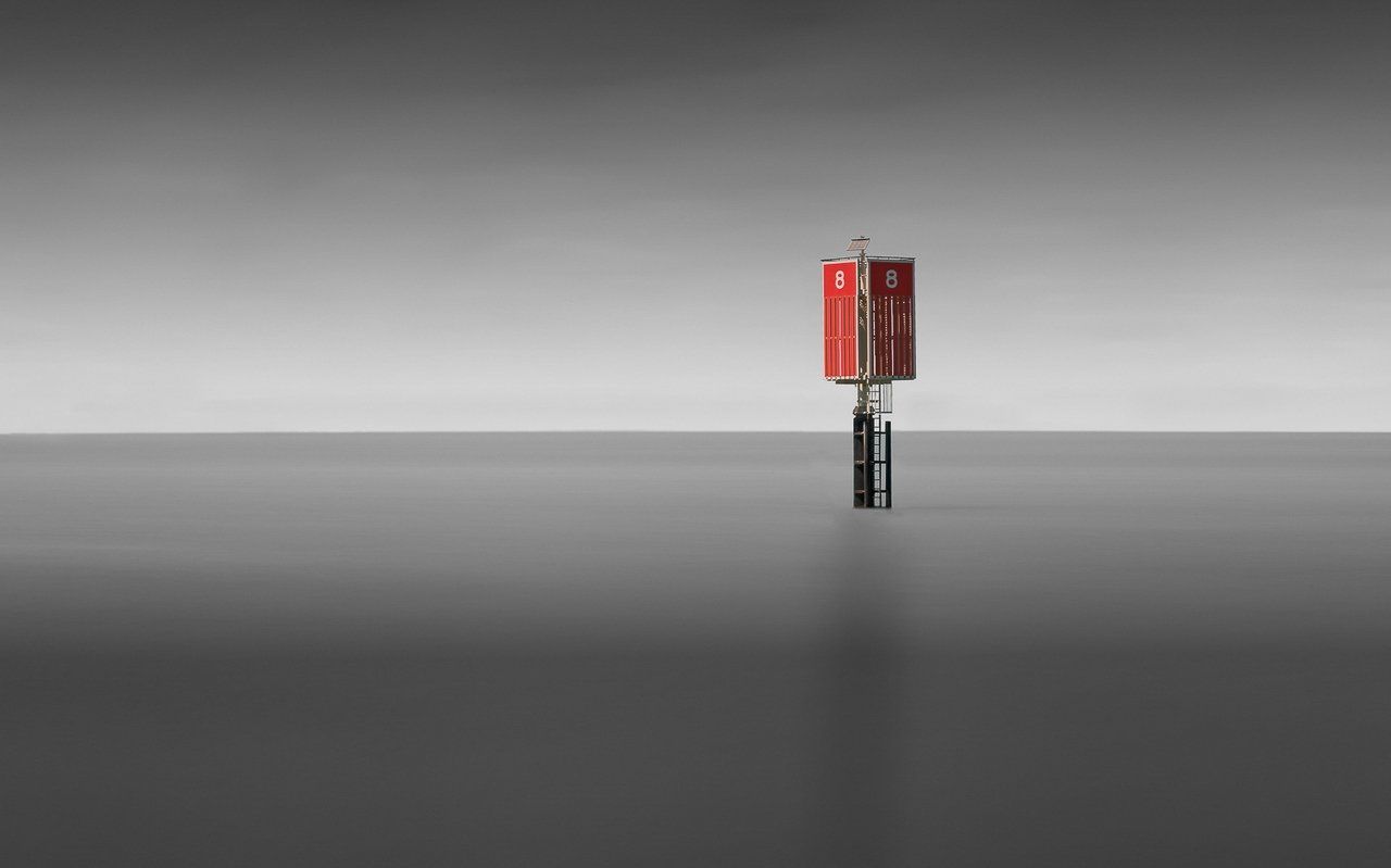 Channel Marker - Geelong Australia